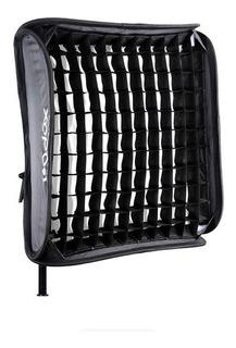 Soft Box Difusor Plegable Godox 60x60 Con Grid