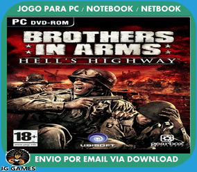 Brothers In Arms Hells Highway Pc Jogo Digital