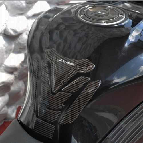 Protetor 3d Tank Pad Tanque Bocal Moto Kawasaki Zx-10 R Zx10
