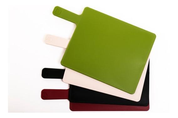 Juego De Tablas Para Picar 4pzas + Base Crown Baccara Color