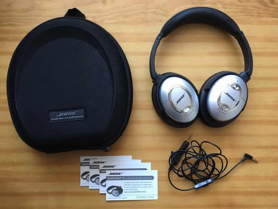 Fone Ouvido Bose Quietcomfort 15 (qc-15) Headphone Original