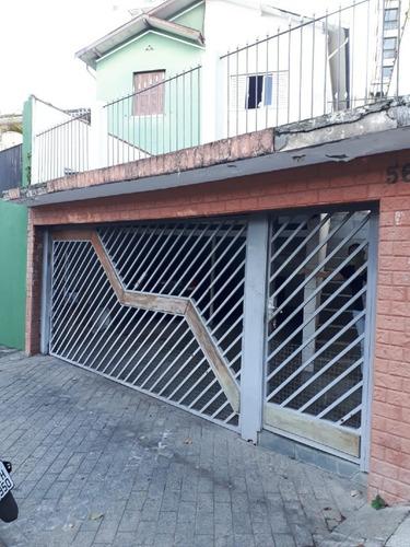 Sobrado À Venda, 4 Quartos, 3 Vagas, Vila Romana - São Paulo/sp - 740