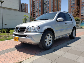 Mercedes Benz Ml 320 At 3200 Cc 2003