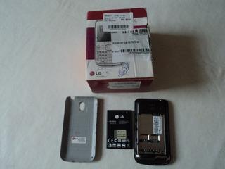 Defeito Celular Dual Chip LG C397 Para Retirar Peças