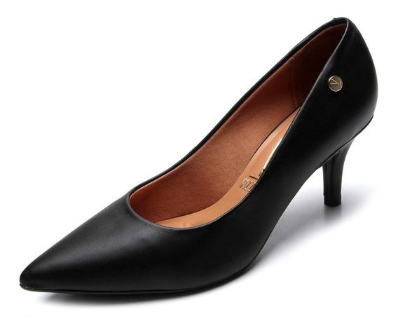 Zapato Mujer Stiletto Taco Bajo 8 Cm. Vizzano Acolchado