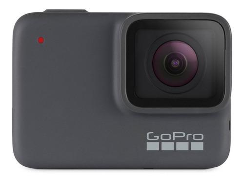 Cámara GoPro Hero7 Silver 4K CHDHC-601 NTSC/PAL gray