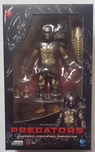 Predators Figura Armored Crucified Predator Hiya Previews Ex