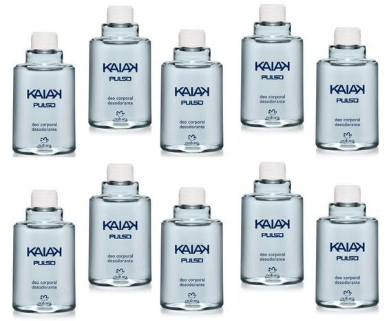 Promoção Natura Kaiak 10 Refis Deocorporais/desodorantes