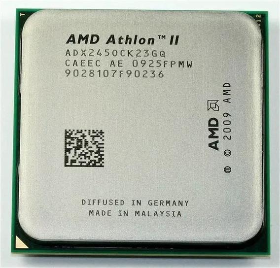 Amd Athlon Ii X2 245 @ 2,9ghz