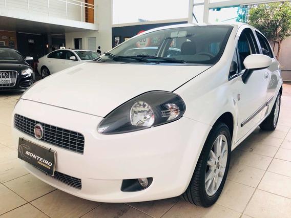 Fiat Punto 1.4 Itália Flex 5p 2012 - Aceitamos Troca!