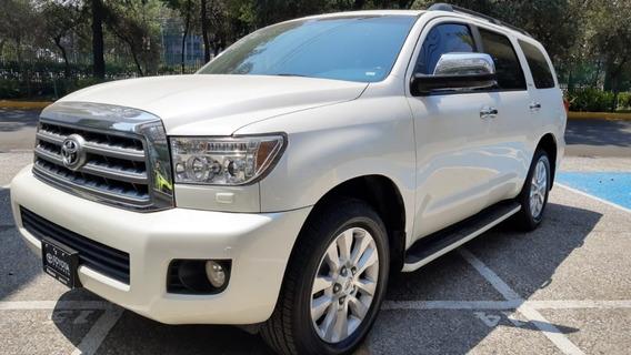 Toyota Sequoia 5.7 Platinum 2016
