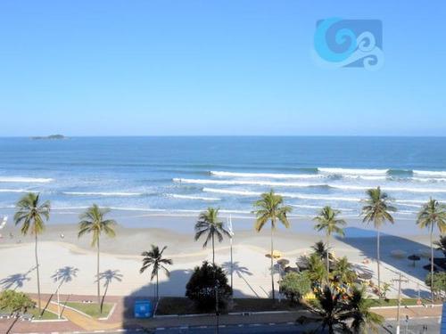 Imagem 1 de 17 de Enseada Apartamento À Venda - Praia Da Enseada -  Guarujá. - Ap0799