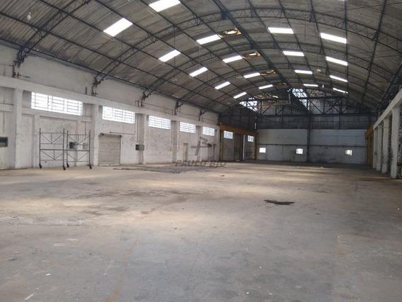 Galpao Industrial - Vila Lucinda - Ref: 6277 - V-6277