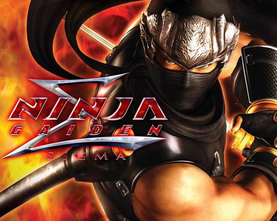 Ninja Gaiden Sigma - Ps3 Psn Mídia Digital