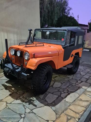 Imagem 1 de 10 de Jeep Willys Cj5