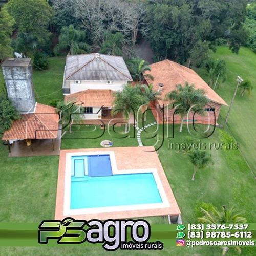 Imagem 1 de 9 de Área À Venda, 48 M² Por R$ 35.000.000,00 - Vila Yolanda - Foz Do Iguaçu/pr - Ar0038