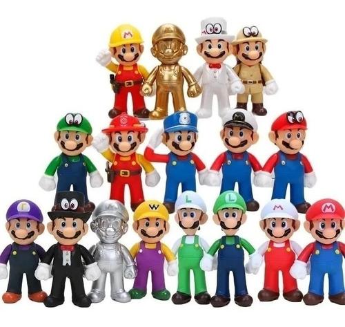 Figuras Mario Bros Odyssey, Mario Coleccion