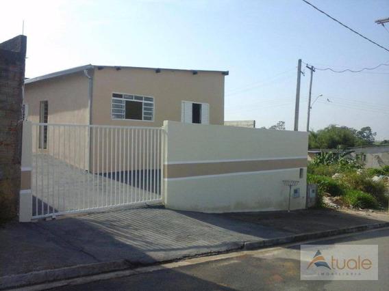 Casa Residencial À Venda, Jardim São Gabriel, Monte Mor - Ca5215. - Ca5215