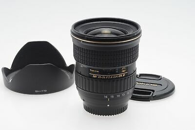 Lente Tokina 11-16mm F/2.8 At-x 116 Pro Dx-ii (para Nikon)