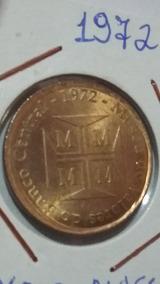 Medalha Relativa Ao Museo Do Dinheiro Banco Central