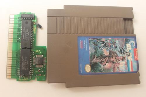 G.i. Joe Capcom Original Para Nes Nintendinho