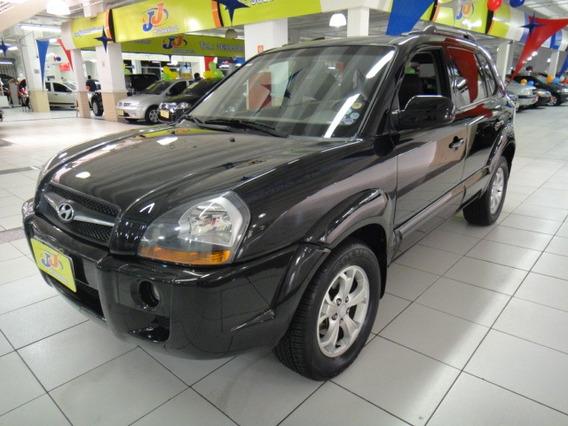 Hyundai Tucson 2.0 Gl 4x2 Aut. Completo Couro 2010 Preto
