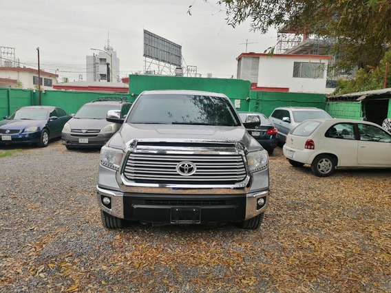Blindada 2015 Toyota Tundra Doble Cabina N 3 Plus Blindados