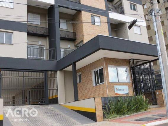 Apartamento Com 2 Dormitórios Para Alugar, 100 M² Por R$ 1.500/mês - Jardim Planalto - Bauru/sp - Ap1332