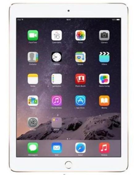 iPad Air 2 Wi-fi + 4g 64gb Gold Absolutamente Impecável Top