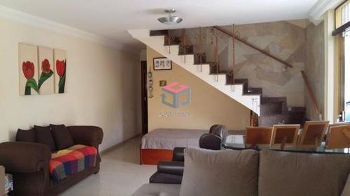 Imagem 1 de 19 de Sobrado A Venda No Rudge Ramos  - 82335
