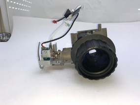 Bloco Optico Sem Chip Dmd Projetor Dell 1210s