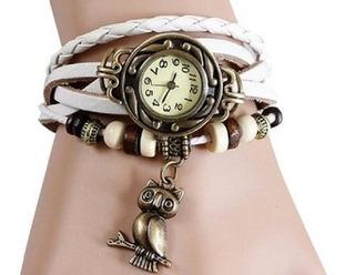 Reloj Pulsera Vintage Mujer De Moda Super Oferta! Stock ! *** Full-time Mania *** Mercadolider Platinum !!