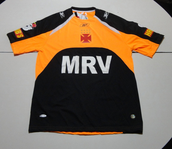 Camiseta De Vasco Da Gama Marca Reebok Arquero, Talle M