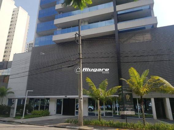 Sala Para Alugar, 27 M² Por R$ 1.800/mês - Centro - Guarulhos/sp - Sa0176