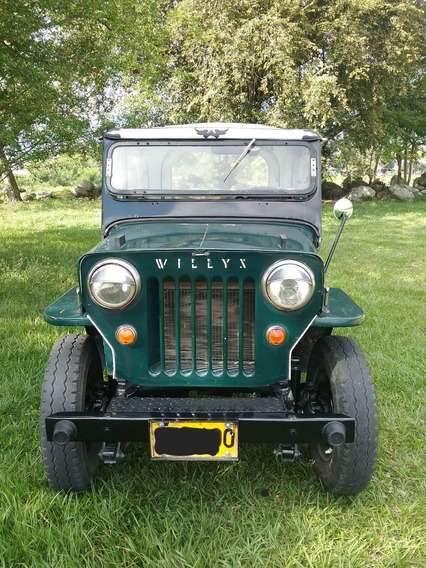 Jeep Willys Modelo 53.......................................