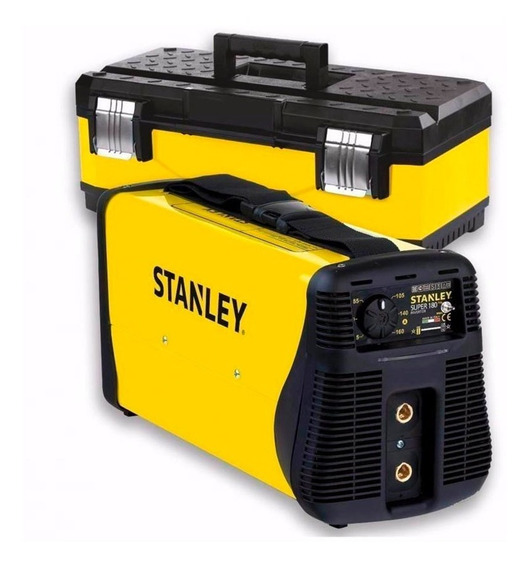 Soldadora Inverter 160a Tig Lift Stanley 64180 Stanley 64180