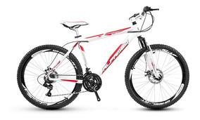 Bicicleta Alfameq Stroll Aro 29 Freio A Disco 24v Shimano