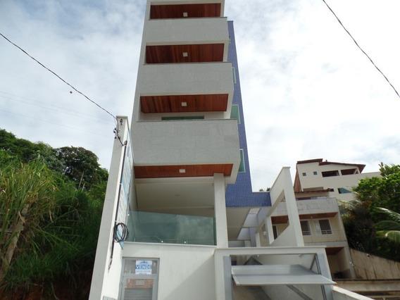 Apartamento - Cobertura, Para Venda Em Ipatinga/mg - Imob678