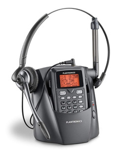 Teléfono De Diadema Inalámbrico, Ideal Para Hogar Y Oficina