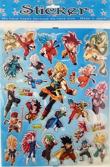 Calcomanias De Personajes Stickers Niño Y Niña