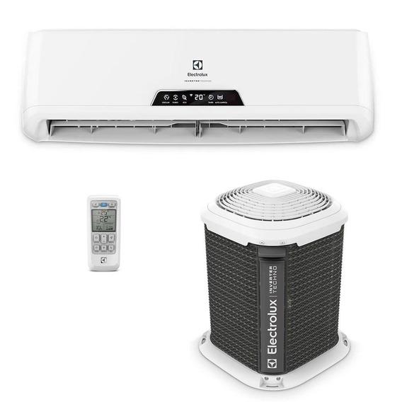 Ar Condicionado Electrolux Hi-wall Split Inverter 12000 Btus