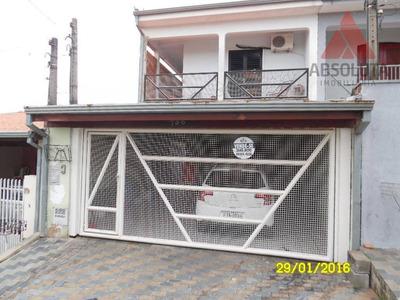 Casa Com 4 Dormitórios À Venda, 139 M² Por R$ 430.000 - Parque Das Nações - Americana/sp - Ca0775