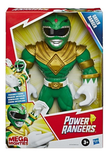 Power Rangers Mega Mighties Hasbro E5869 Educando
