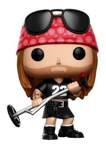 Axl Rose - Guns N Roses - Pop! Rocks 50 - Funko - Minimundi