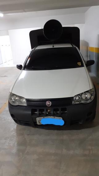 Fiat Strada 1.4 Fire Flex 2p 2010