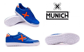 Zapatillas Munich Losa Nuevas Originales A Pedido