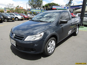 Volkswagen Saveiro 1.6l [cabina Extendida] Mt 1600cc
