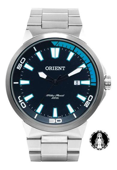 Relógio Orient Analógico - Mbss1196a Pasx C/ Nf E Garantia O