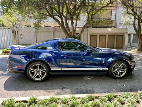 Imagen 1 de 13 de Ford Mustang 2012 Shelby Coupe Mt