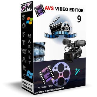 Avs Video Editor - Editas Videos En Alta Calidad